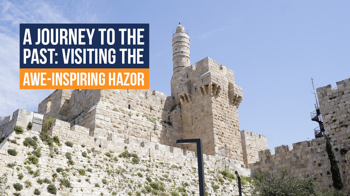A Journey to the Past Visiting the Awe-Inspiring Hazor header