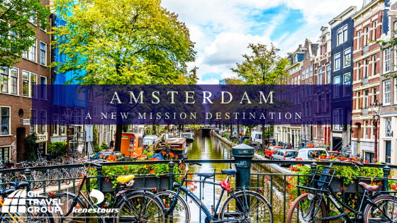 A Mission to Amsterdam header