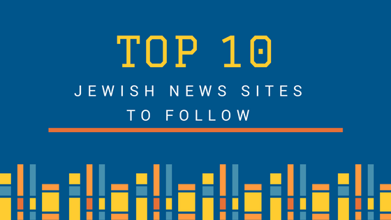jewish news sites to follow
