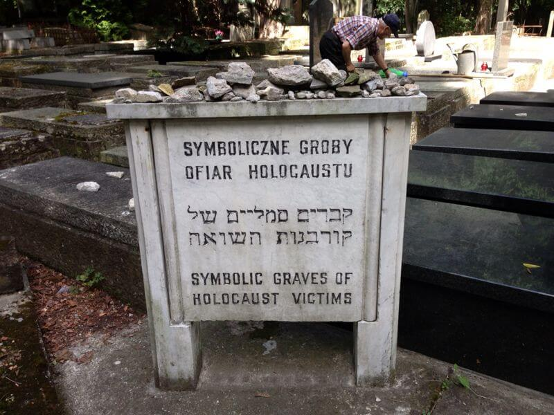 symbolic graves