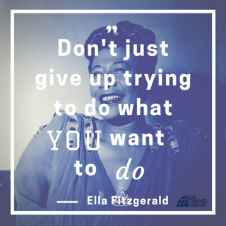 Ella Fitzgerald Quote