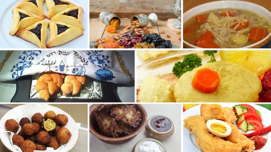 traditional jewish dishes