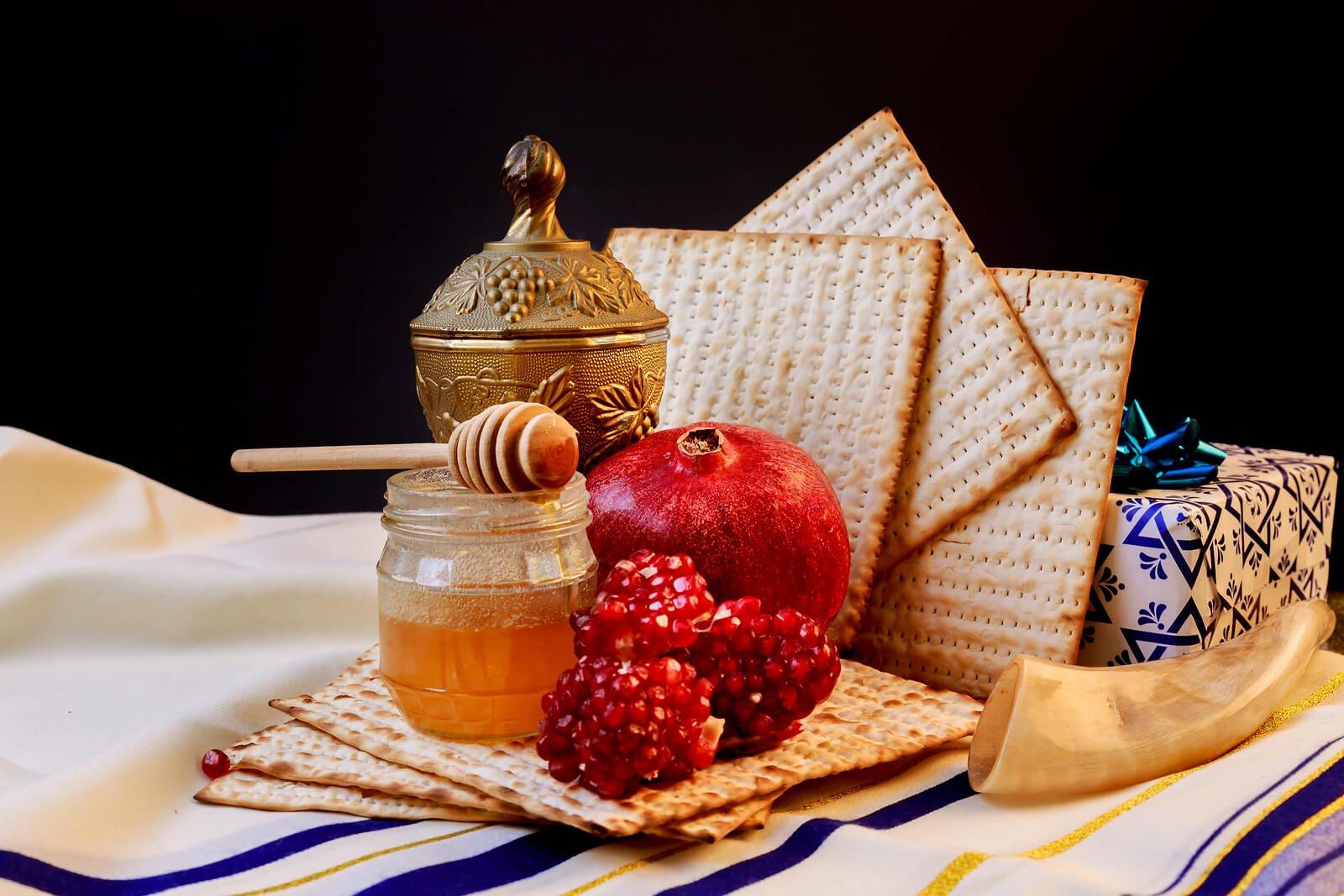 Jewish tradional food
