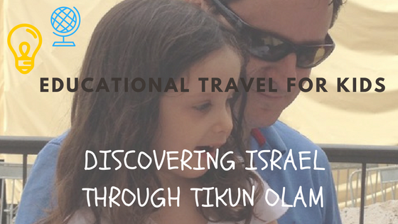educational travel for kids cover