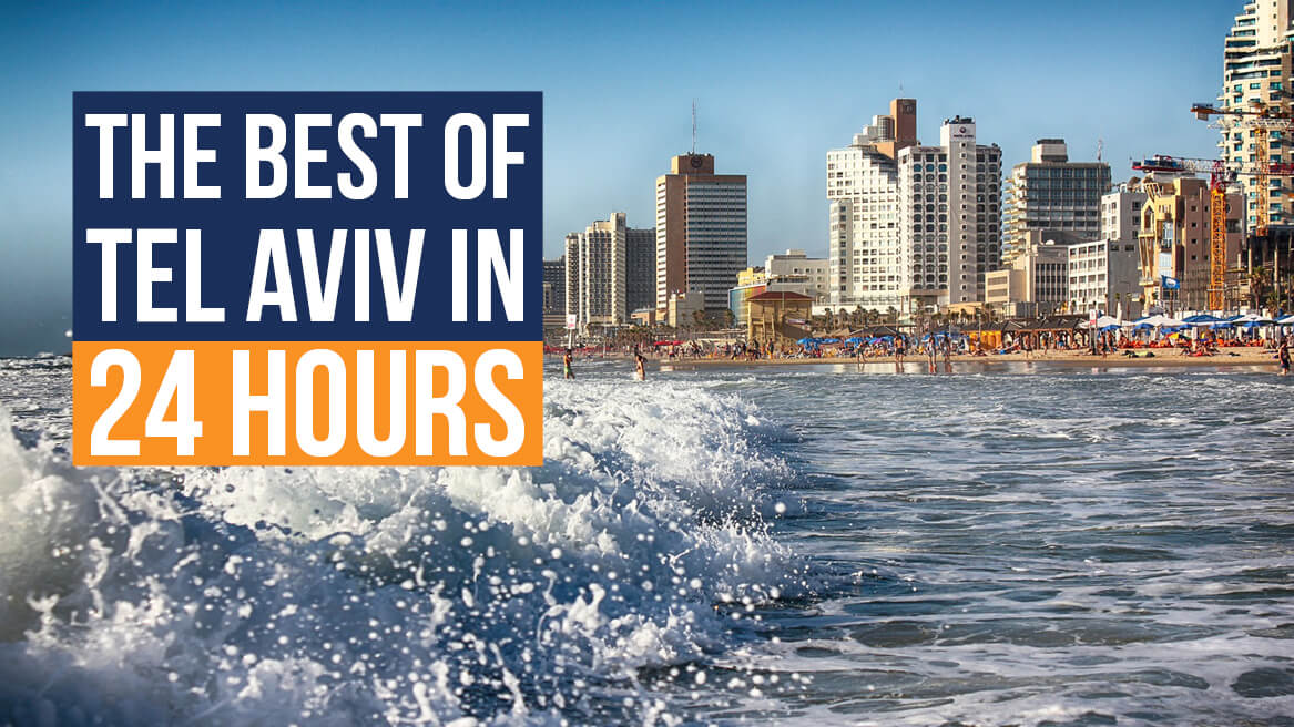 THE BEST OF TEL AVIV header