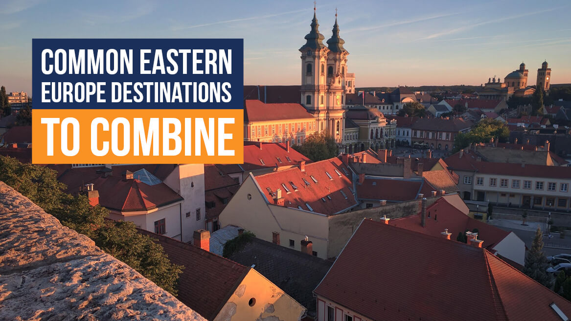 Common Eastern Europe destinations to combine header