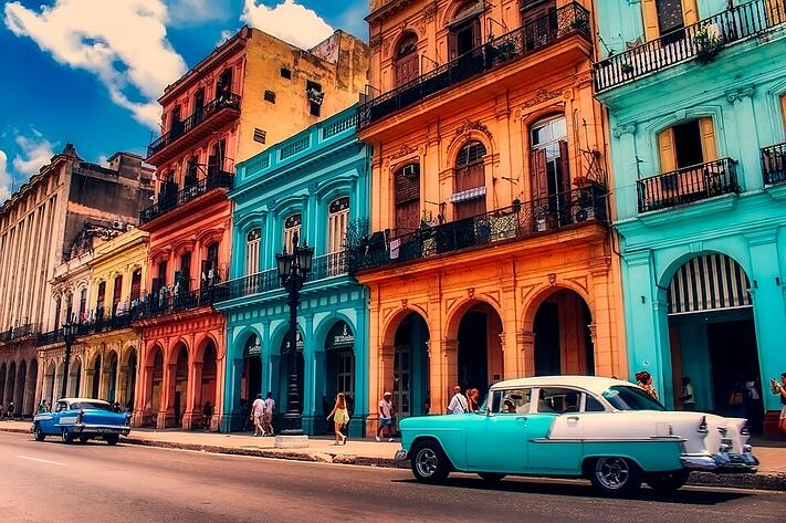 Cuban city