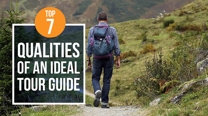 Top 7 qualities of an ideal tour guide header