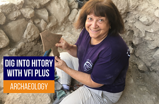 Dig into History with VFI Plus Archaeology