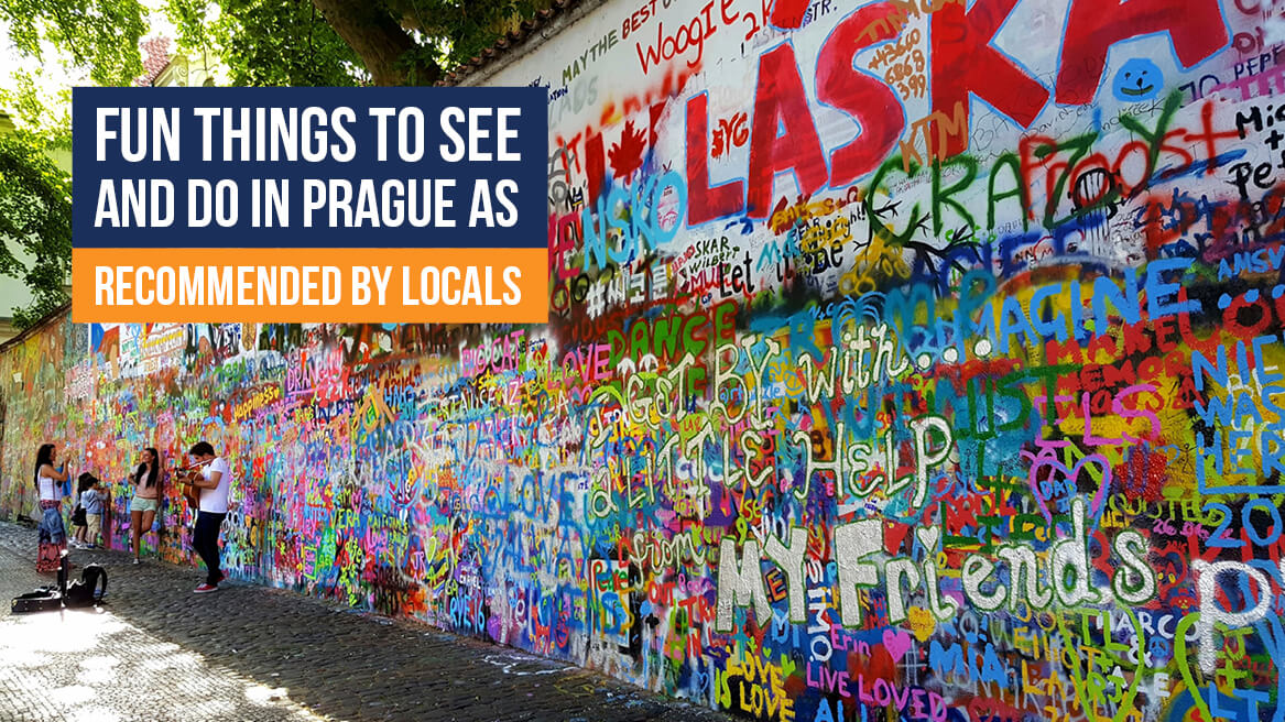 Fun Things to See and Do in Prague as Recommended by Locals header
