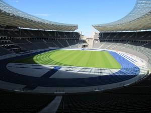 Berlin Olympiapark, stadium