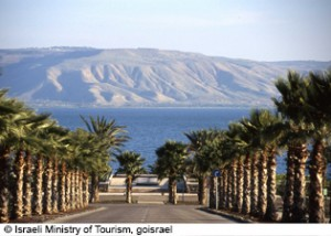 Sea of Galilee, Jesus miracles site, Lake Kineret