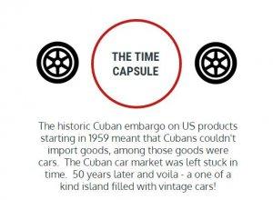 Cuban Vintage Cars