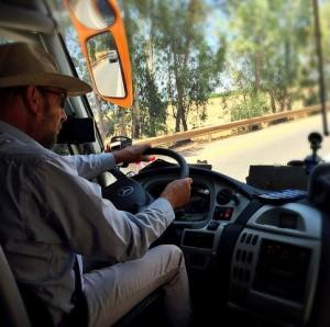 bus driver adi