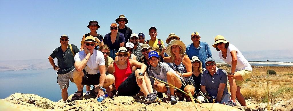 group galilee hike