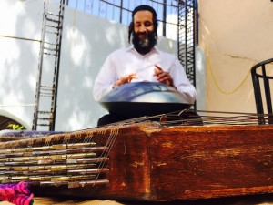 tzfat ancient instruments