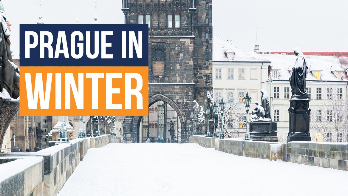 Prague in Winter-2