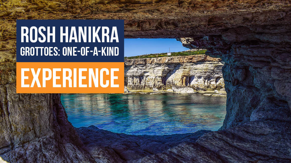 Rosh HaNikra Grottoes One-of-a-kind Experience header