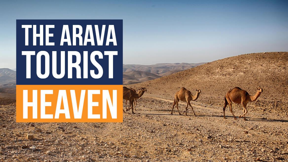 The Arava – Tourist Heaven header