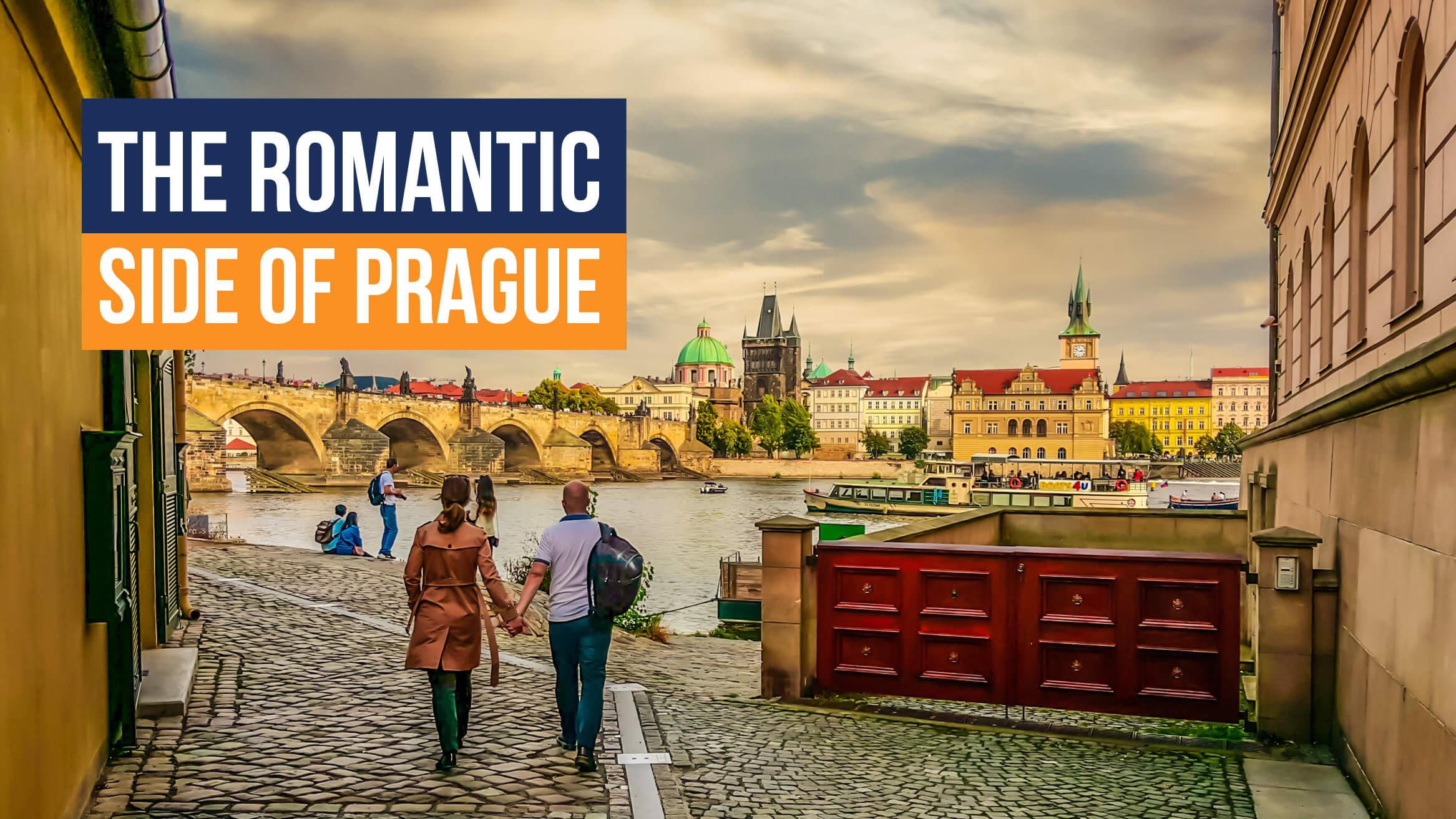The Romantic Side of Prague header