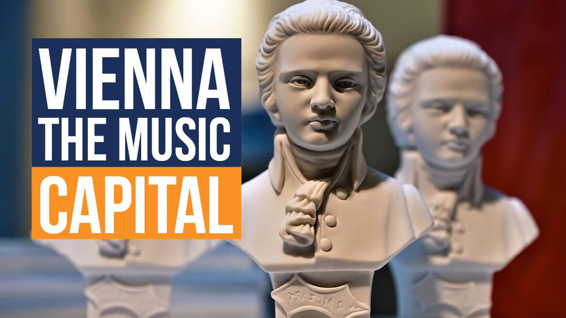 Vienna The Music Capital header