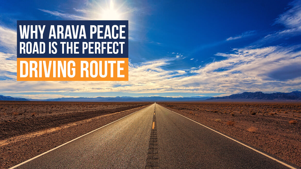 Why Arava Peace Road is the Perfect Driving Route (1)