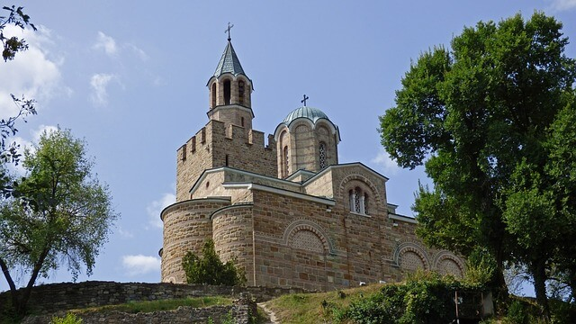 Tsarevets, Bulgaria