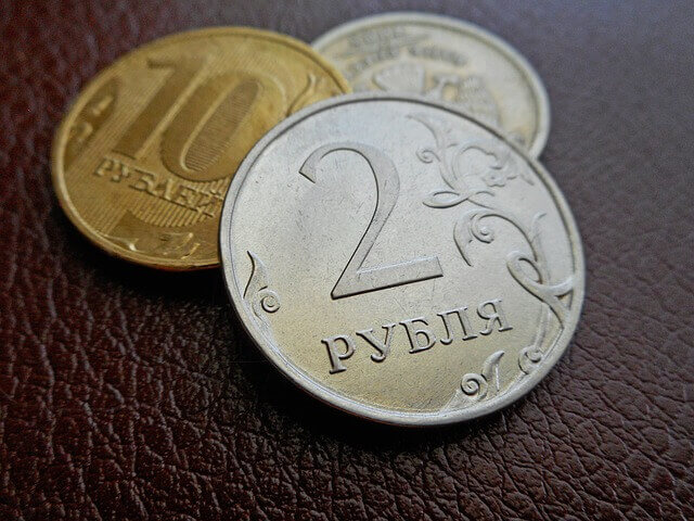 Russian Rouble