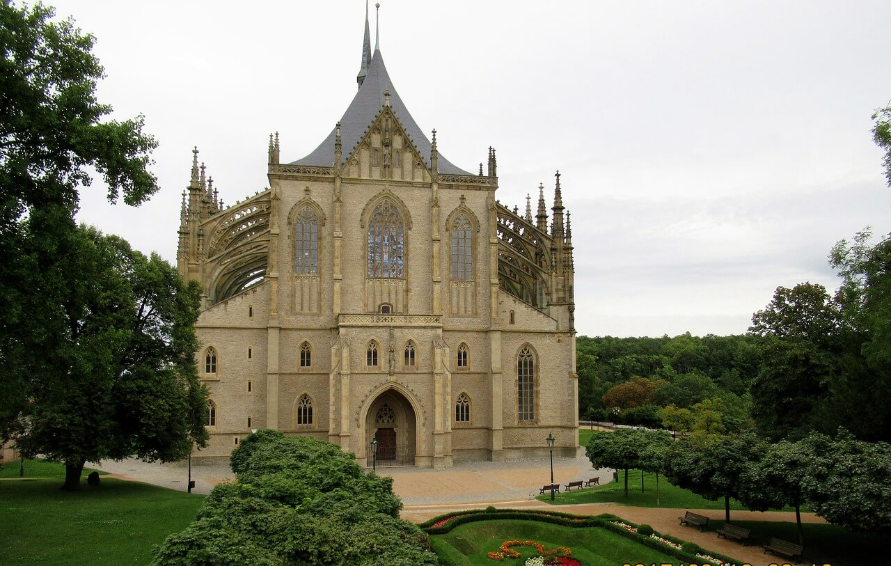 kutna hora cathedral of st barbara