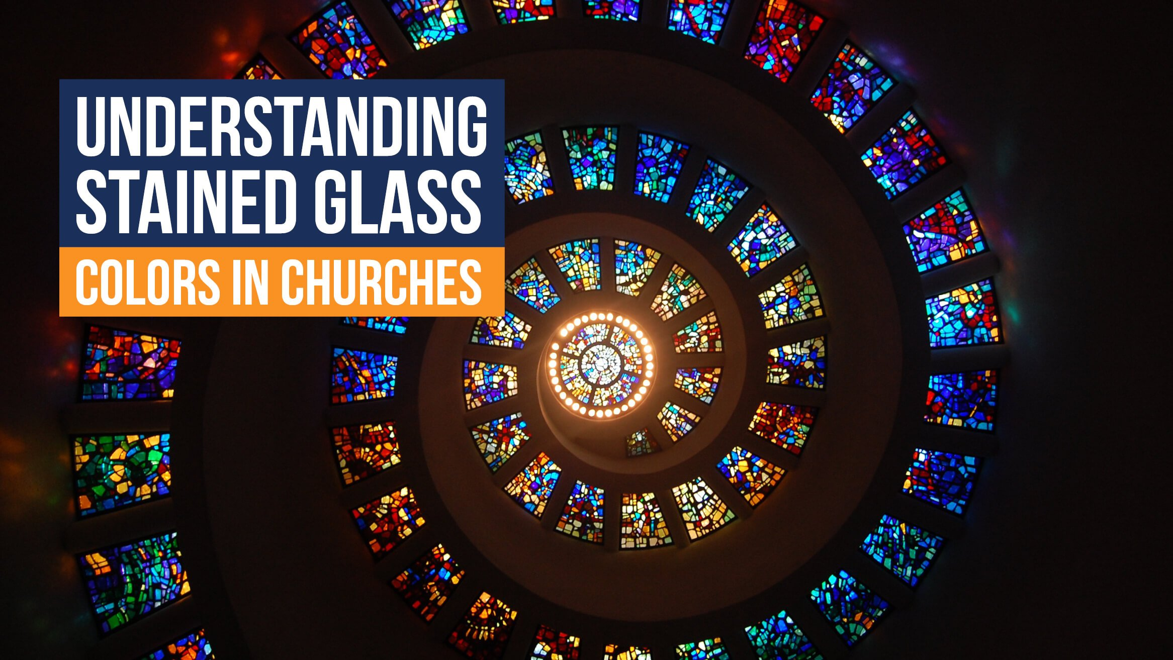 Understanding Stained Glass Colors In Churches